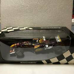Minichamps Red Bull Racing Cosworth Rb1 Monaco Gp Limited Color Star Wars 1/18
