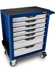 Toptul 320pcs Mechanical Tool Set And 7 Drawer Roller Cabinet Gt-32010