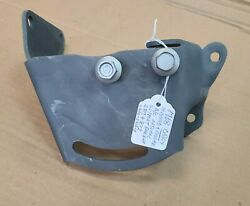 1968 Oem Ford Mustang Ac A/c Lateral Support Pulley Bracket 289 302 Nice