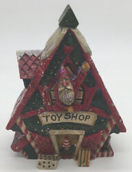 Pam Schifferl Santa's Toy Shop Midwest Of Cannon Falls. Christmas House.