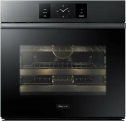 Dacor DOB30M977SM Contemporary Series 30quot; Electric Single Wall Steam Oven