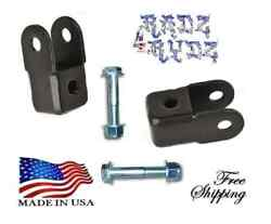 1982-2004 S10 Blazer S15 Sonoma Jimmy 4wd Front And Rear Shock Extenders-lift Kit