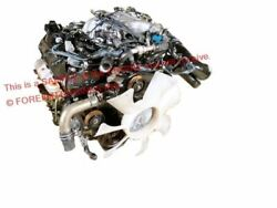 03 04 Nissan Frontier Nissan Xterra Non-supercharged 3.3l Vg33 Used Engine V6