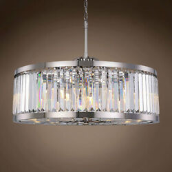 Gatsby Luminaires 701871-002 10 Light 35 Clear Crystal Polished Nickel