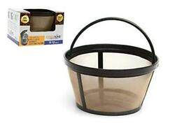 Reusable 8-12 Cup Basket Coffee Filter Fits Mr. Coffee Makers And Brewers, Bpa