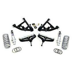 For Chevy Malibu 78-83 Umi Performance 3059-1-b Front Handling Kit Stage 1