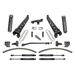 For Ford F-250 Super Duty 17-18 8 Radius Arm Front And Rear Suspension Lift Kit