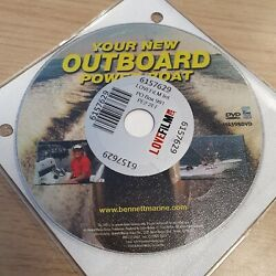 Disc Only - You New Outboard Powerboat Dvd