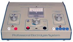 Advanced Non Laser Electrolysis Machine And Kit Permanent Hair Removal Face-body