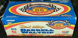 2000 Darrell Waltrip 66 Kmart Victory Tour Ford Action 1/24 Diecast Bank New