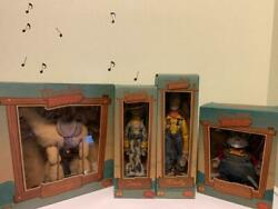 Young Epoch Toy Story Roundup Life-size Figure Set Sepia Color Unused From Japan