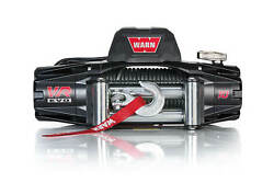 War103252 Warn 103252 Vr Evo 10 Electric 12v Dc Winch With Steel Cable Wire