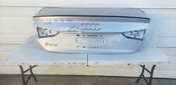 2017 2018 2019 Audi Rs5 S5 Coupe Trunk Lid Oem