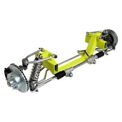 Helix Hexifsmufcnc02mlsb Front And Rear Steer Track Ifs Kit
