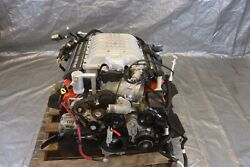 15-17 Dodge Charger Challenger Srt Hellcat 6.2 Oem Engine And 8hp90 Auto Trans 33k