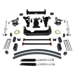 For Chevy Silverado 1500 14-18 6 X 6 Stage 1 Front And Rear Complete Lift Kit