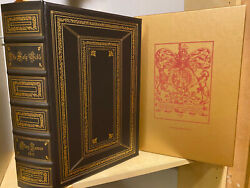Easton Press The King James Holy Bible Classic 1611 Edition - 400 Limited Copies