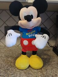 Mickey Mouse Clubhouse Hot Diggity Dance And Play Disney 16 Mickey Hot Dog Toy