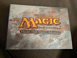 1x Magic The Gathering From The Vault Relics Mtg Unopened - Foil Mox Diamond X1