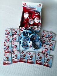 Sport Relief 2018 Collectables Pin Badges And Wristbands Job Lot Charity Comic