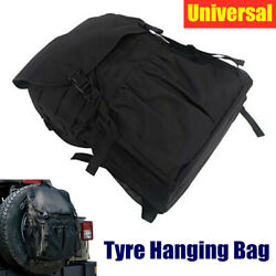Off-road Car Suv Tire Hanging Bags Protector Tire Storage Carry Package Cover