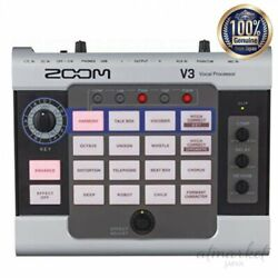Zoom Voice Changer V3 Audio Interface Vocal Processor Game Commentary Streaming