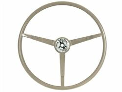 1965-1966 Mustang Oe Series Steering Wheel - Part St3034 - Parchment