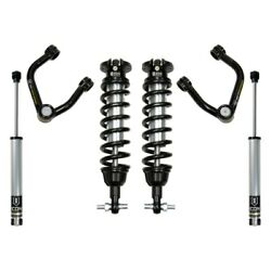 For Ford Ranger 19-20 Suspension Lift Kit Icon 0-3.5 X 0-1.5 Stage 2 Front And