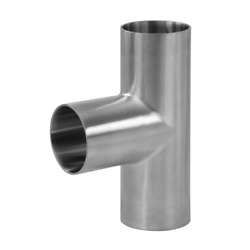 Steel And Oand039brien S7www-6-pm-316 6 Bpe Weld End Tee - 316ss Sf4