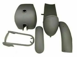 For Royal Enfield Cafe Racer Body Parts Tank + Seat Hood + Fender