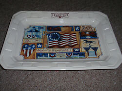 Longaberger Very Rare Limited Edition Homestead Platter. New