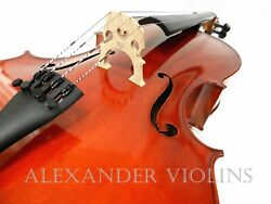 New Professional 4/4 Size Cello With Eastman Hard Case + Carbon Fiber Bow