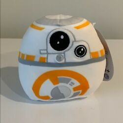 """Brand New Squishmallow 20"""" Star Wars Bb8 Hard To Find Plush Ultra-soft Pillow,"""