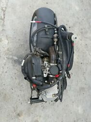 Piaggio Fly 50cc 2018 Complete Engine Only 167miles