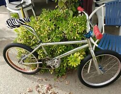 Vintage Bmx Bicycle With Nos Parts☆local Pick Up Only Fresno, Ca
