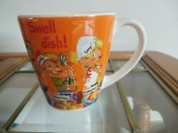 Kellogg's Vintage Mug / Cup / Swell Dish / Snap Crackle Pop / The Talking Cereal