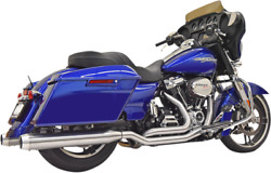 Bassani Stainless True Dual Performance Exhaust System - - 1f66ss
