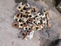 Allis Chalmers 190 Tractor Wheel Wedges 24 Tag 322
