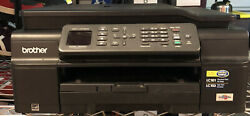 Brother Printer Mfc-j475dw For Parts Only Please See Description