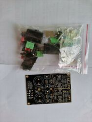 Diy Kit Dual Phono Turntable Preamp Moving Magnet Mm Lp Preamplifier Board