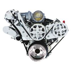 All American Billet Fds-ls-103-e Front Drive System W/o Power Steering