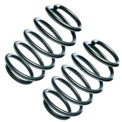 2 Front Coil Springs Oe Replacement 2-r10990 For Volvo C30 S40 Ii V50 Spare Part