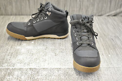 Forsake Clyde Ii Fw18c-4115 Ankle Boots Menand039s Size 11.5m Gray