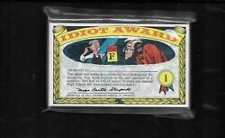1964 Topps Nutty Awards Complete Card Set Of 32 Cards Mint