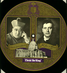 John Mccormack Picture-disc Hymn To Christ The King Single-sided 78rpm G3269