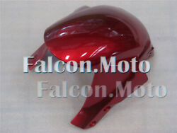 Front Fender Mudguard Fairing Fit For Honda Cbr 600rr F5 2005-2006 Pearl Red Aag