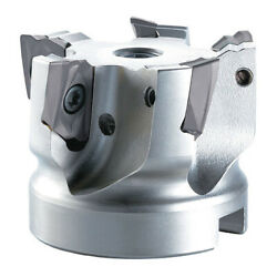 Osg 7801216 Indexable Face Mill, Series Hsk50