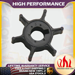 Outboard Water Pump Impeller For Yamaha 2/4 Stroke 18-3073 47-96305m 4hp 5hp 6hp