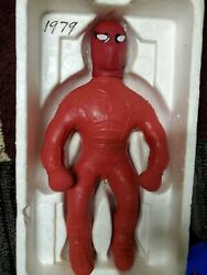 Elastic Custom Spiderman Spider Man Stretch Armstrong Kenner Fisher