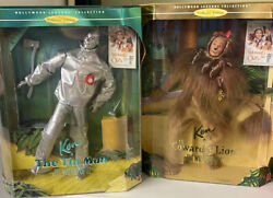 Hollywood Legends Collection Wizard Of Oz Barbie/kennrfb